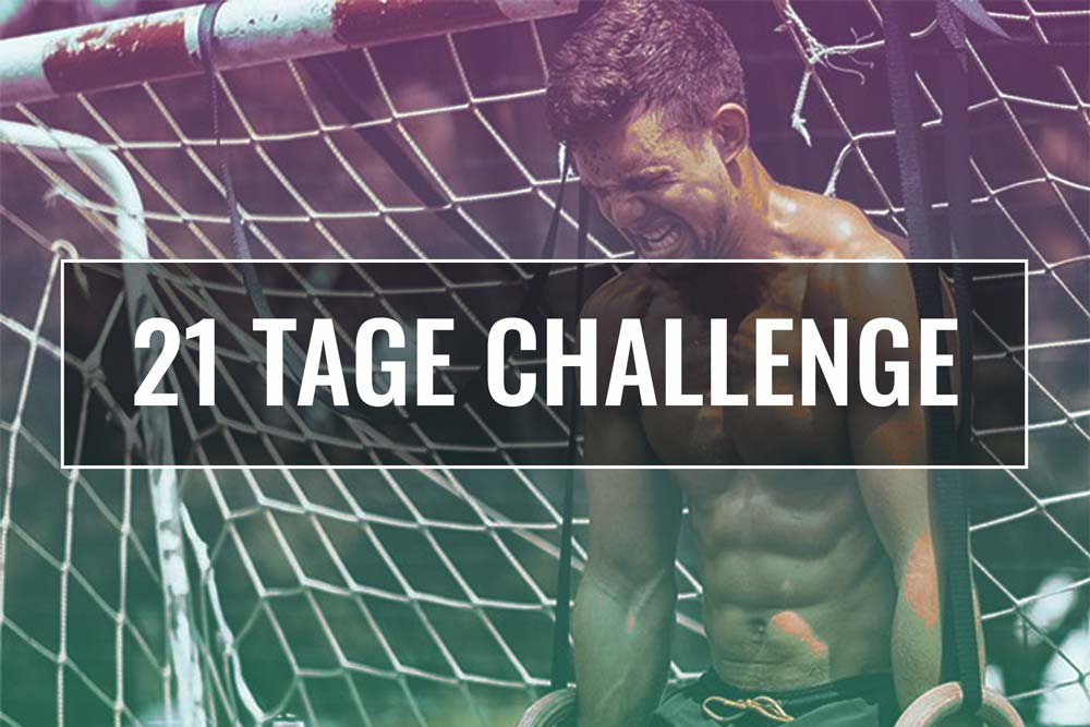21 Tage Challenge